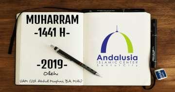 Membuka Lembara Baru Pada Muharran yang Baru - 1441 H- (UAM : Ust. Abdul Mughni, B.A, M.Hi)